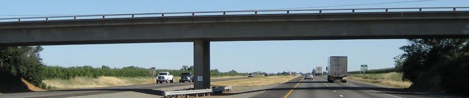 Overpass in Iron County
